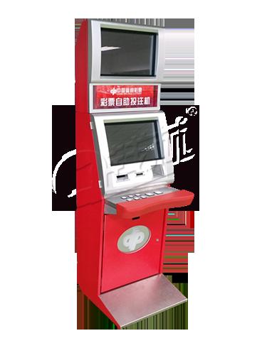 3,主题自助彩票机    应用模式:营造美观,舒适,大方,优雅投注氛围