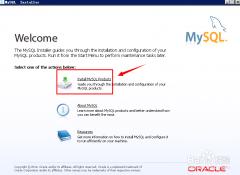 Mysql数据库安装教程图解