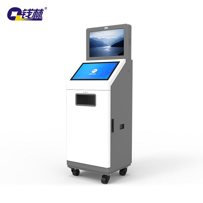 校园科学自助打印机,让人们感受到科技的便利